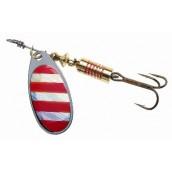 Блесна Balzer Colonel Z 3D Red Stripe